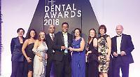 Dental practice wins second national award