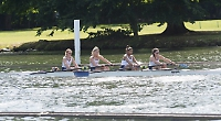 Junior crew sets new women's regatta record on home waters
