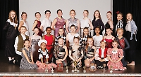 Young dancers take 10 firsts at national finals