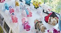 200 papier mache hippos to celebrate club's bicentenary