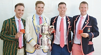 Harry makes history at Henley aged just 22