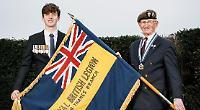 Legion chairman on pilgrimage to Ypres
