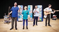 'No ticket' theatre show to give the NHS a check-up