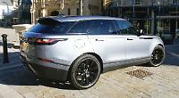 All eyes on the Range Rover Velar
