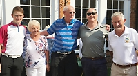 Badgemore captain's day a huge success