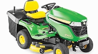 Petrol ride-on lawn tractor is on special offer this summer