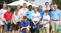 Weir's team secure captain's day competition honours