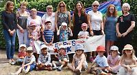 Pre-School closes its doors as final pupils graduate