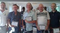 Golfers raise £800 for children's special needs centre