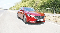 Spoiled for choice with Mazda tourer