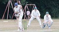 All rounder hits quick fire ton as leaders march on