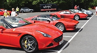 Ferrari fun day is washout with visitors down 70 per cent