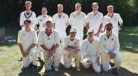 Withers's six-wicket haul proves decisive as villagers battle out derby encounter