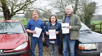 Victory: Parking firm facing sack