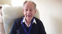 'Granddad Grip' celebrates 105th birthday