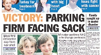 Now clear off, say victims of Townlands parking firm
