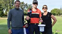 Teenager plays 100 holes in golf fund-raiser