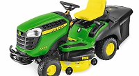 End of season offers on ride-on mowers