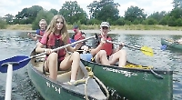 Students overcome fears on outdoor adventure trip