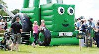 Tractor Ted has all the fun of the farm in store for families