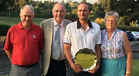 Stow wins Henley president's annual prize by two points