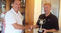 Trio add new names to club championship trophies