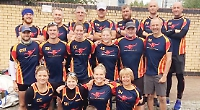Henley boat sets the pace in gruelling race