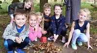 Children (and adults) enjoy Treasure Island holiday club