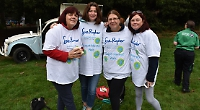 Walkers raise money for Sue Ryder hospice