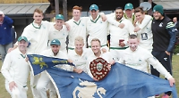 Berkshire's dominance continues with third title