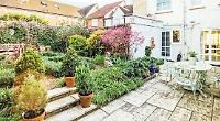 Listed four-bed house is right by the Thames