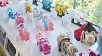 Auctioned hippos to go around the world