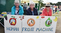 Village fete returns after year off and attracts crowds