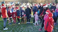 Santa fun run returns after rest