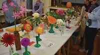 Village produce and art show proves to be as popular as ever despite year off