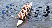 Henley Rowing Club juniors impress at autumn head