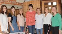 Women raise £1,900 with Macmillan coffee morning