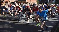Sanderson breaks Frieth 5km record
