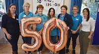 Pre-school celebrates 50 years of nurturing children