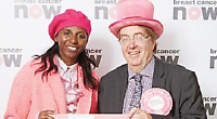 MP says Wear It Pink for breast cancer