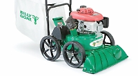Self-propelled leaf vacuum is on offer