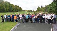 Golfers raise £1,600 for Kenyan children's charity