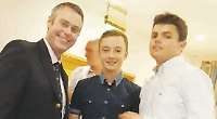 All-rounder Fooks named team's player of the year