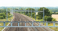 Steel rail gantries 'should be made more attractive'