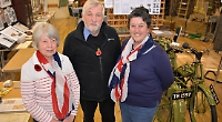 Medals, munitions and memorabilia from conflict displayed at village hall