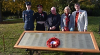 Memorial for Great War dead unveiled at Townlands