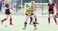 Amber and blues hit back to down Oxford Hawks