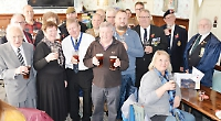 Drinkers polish off 100 pints for Poppy Appeal