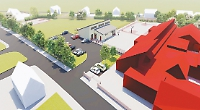 School urged to redesign new classroom building
