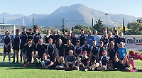 Students win all matches on first Italian tour